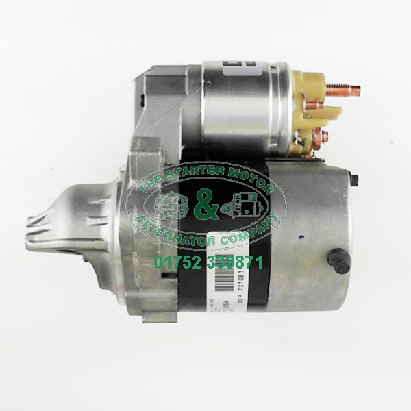 citroen c1 1 1kw starter motor 1 0 senso 2005 on s2295. Black Bedroom Furniture Sets. Home Design Ideas