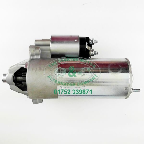 ford focus 1 8 tdci diesel starter motor 1998 on t163
