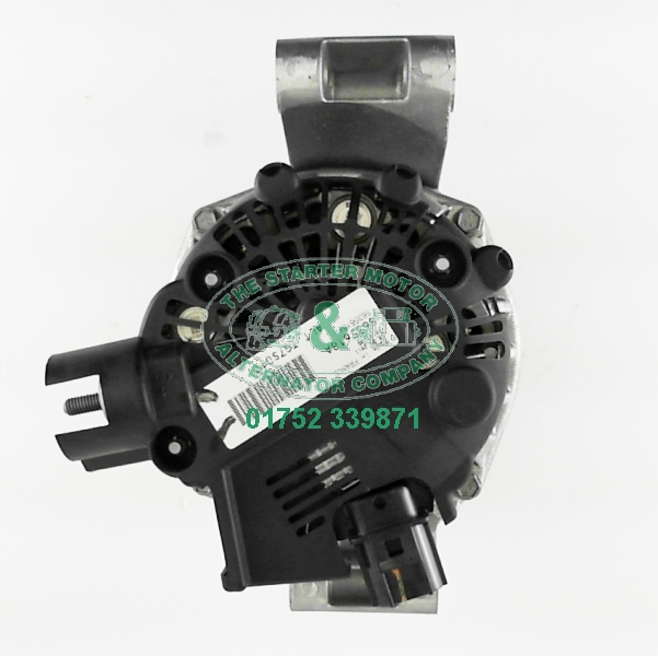 ford ka 1 3 02 09 alternator a3193 alt plug pos. Black Bedroom Furniture Sets. Home Design Ideas