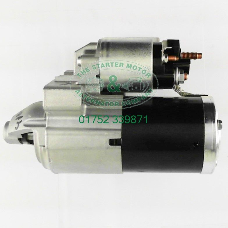 peugeot 206 1 4 hdi 01 starter motor m0t22473 oe. Black Bedroom Furniture Sets. Home Design Ideas
