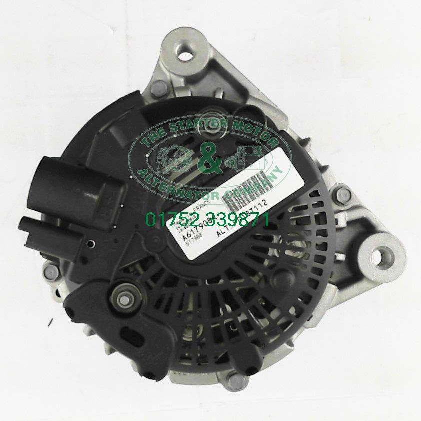 peugeot 207 1 6 hdi genuine oem alternator. Black Bedroom Furniture Sets. Home Design Ideas