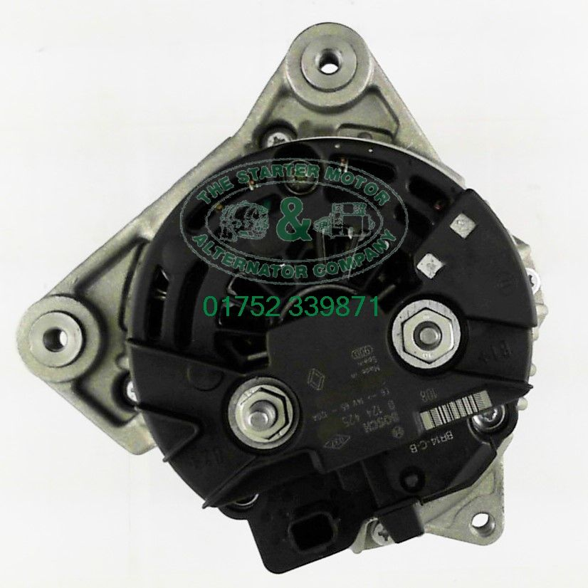 renault modus 1 5 dci f jp0 04 05 alternator a2819 oe. Black Bedroom Furniture Sets. Home Design Ideas