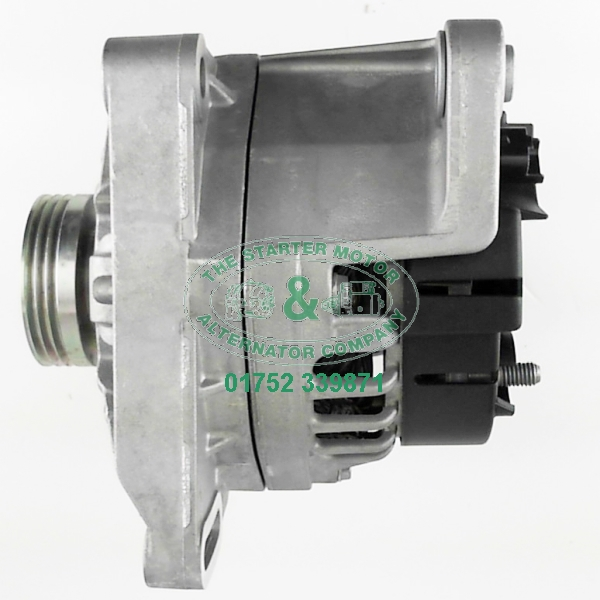 renault twingo 1 75 amp alternator 1 2 16v at b503