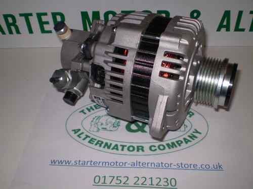 Vauxhall Astra  U0026 Corsa 1 7 Cdti Alternator New A3127