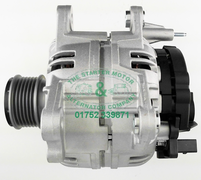 volkswagen touran  amp alternator   tdi