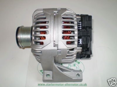 Volvo S Amp Alternator D D A P on 2001 Volvo S60 Turbo