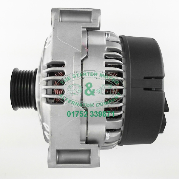 MERCEDES VARIOUS MODELS 115 AMP ALTERNATOR A1767